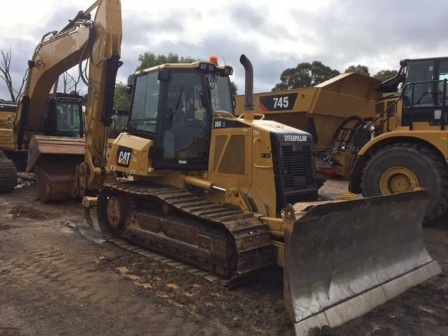 caterpillar d6k xl 738554 009