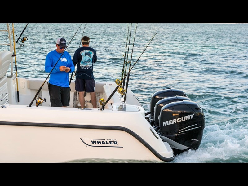 boston whaler 345 conquest - boat share 796708 021