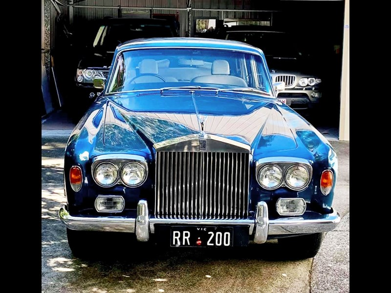 rolls-royce silver shadow 791416 011