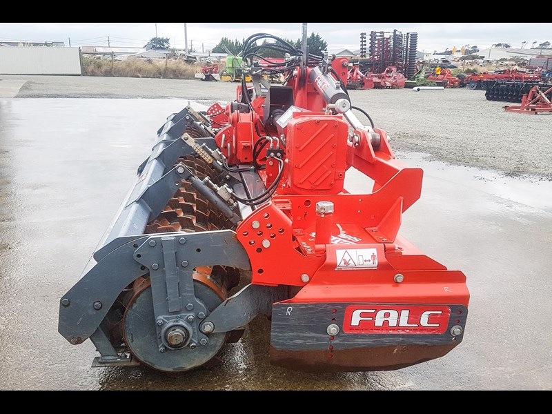 falc kratos 5000p folding power harrow 800745 007