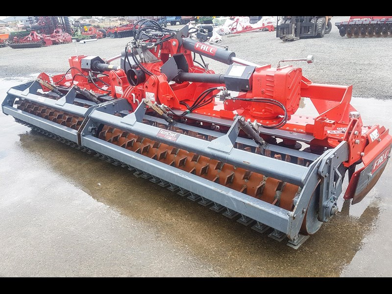 falc kratos 5000p folding power harrow 800745 011