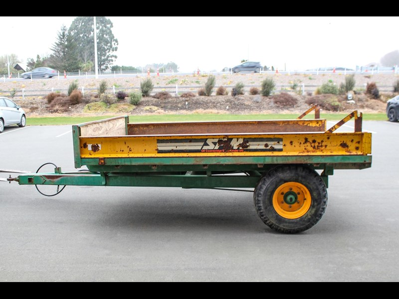 sam single axle trailer 801775 005