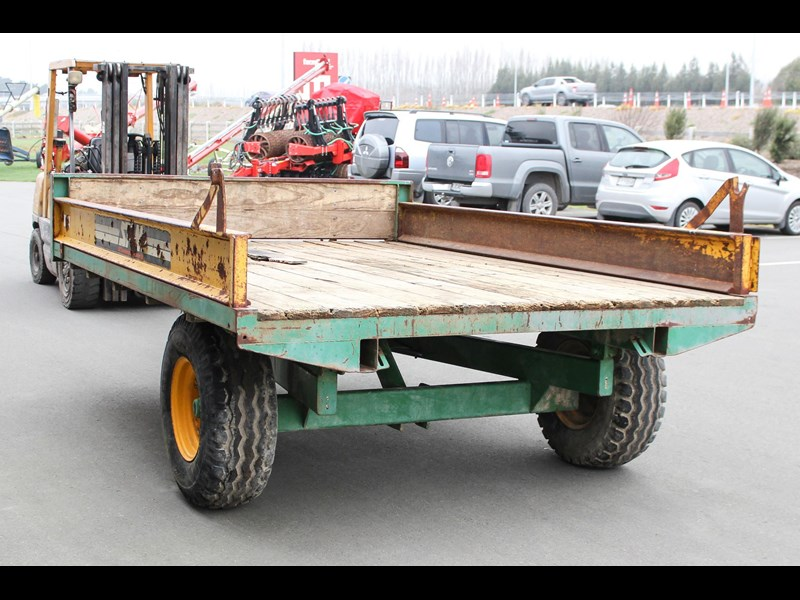 sam single axle trailer 801775 007