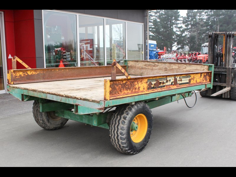 sam single axle trailer 801775 009