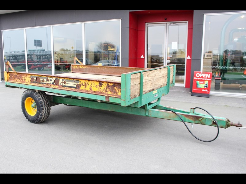 sam single axle trailer 801775 011