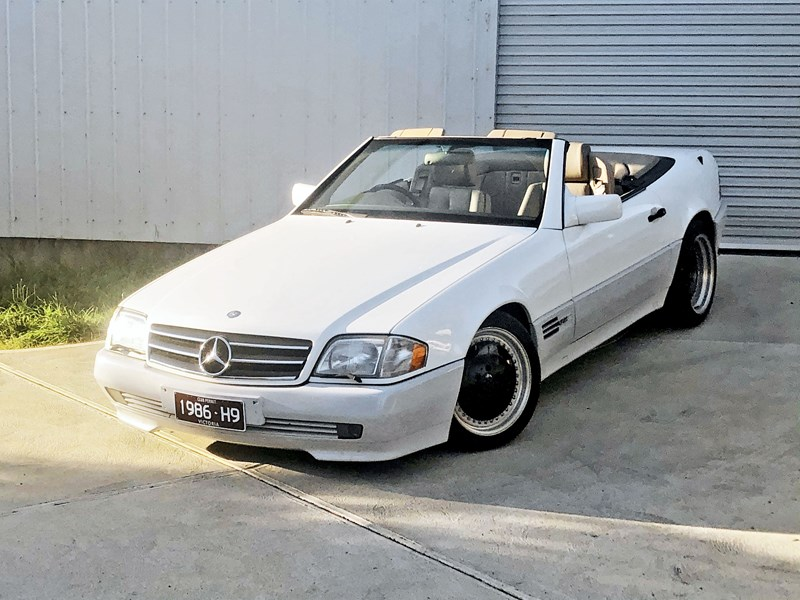 mercedes-benz sl600 803152 001
