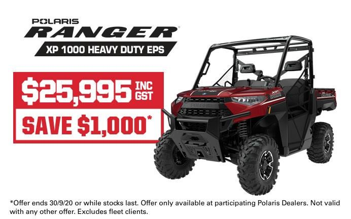 polaris ranger xp 1000 hd eps 720675 001