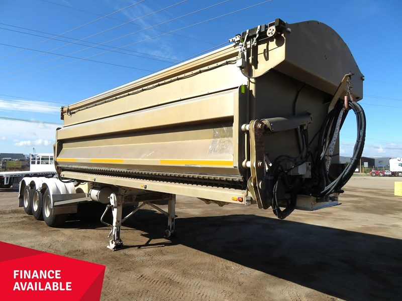 graham lusty trailers alloy side tipper 787863 001
