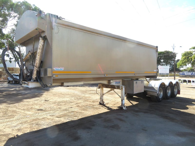 graham lusty trailers alloy side tipper 787863 029