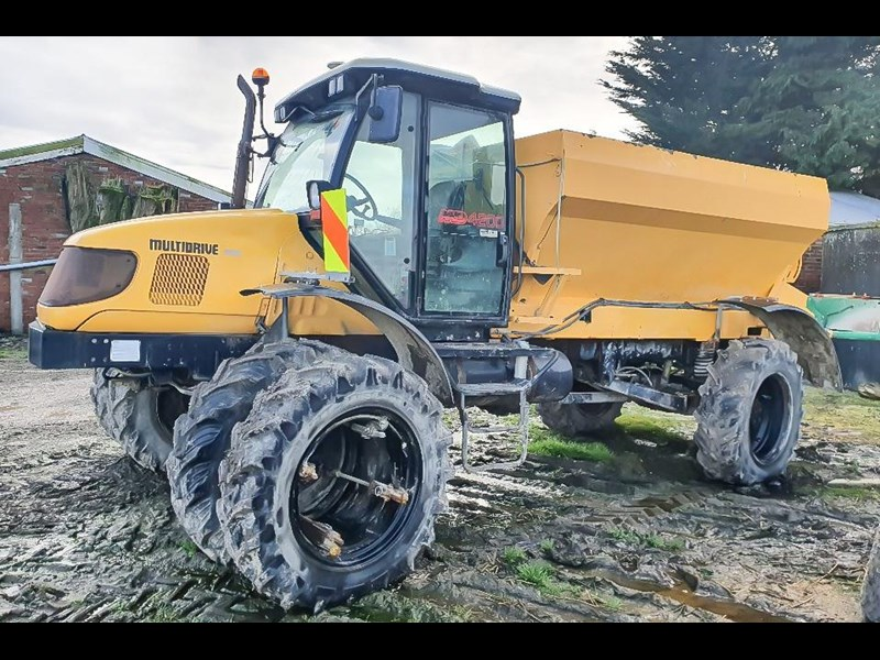 unknown multidrive 4200 self propelled bulky 804515 005