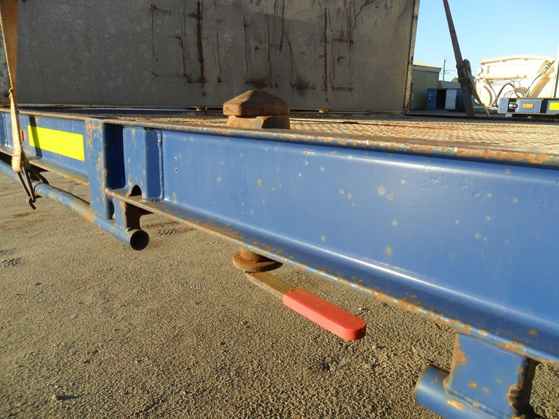 southern cross extendable triaxle flat top 800172 053