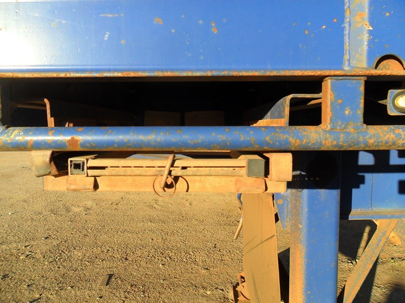 southern cross extendable triaxle flat top 800172 077