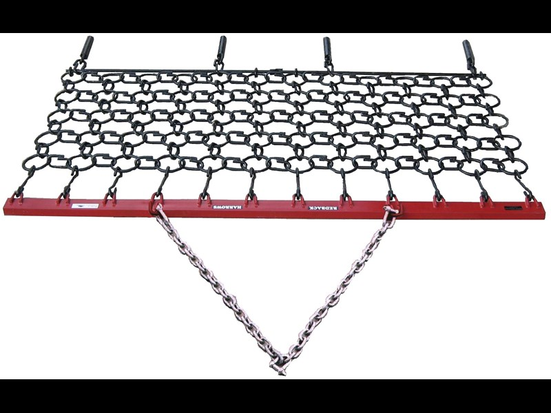 redback heavy duty plain chain harrows 251767 003