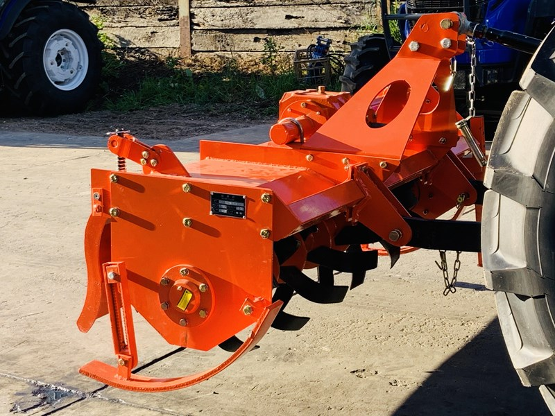 trident 65hp tractor with fel 4in1 bucket 784545 127