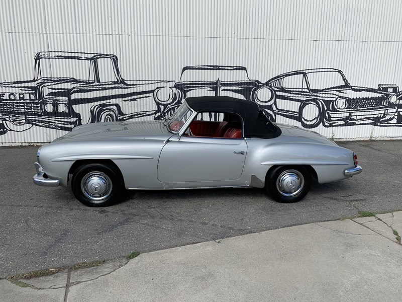 mercedes-benz 190sl 644524 043