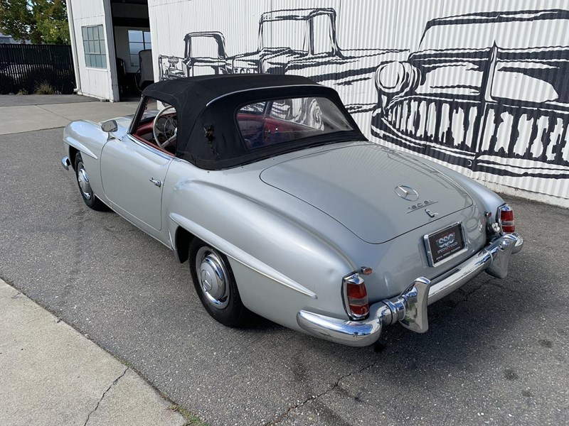 mercedes-benz 190sl 644524 045