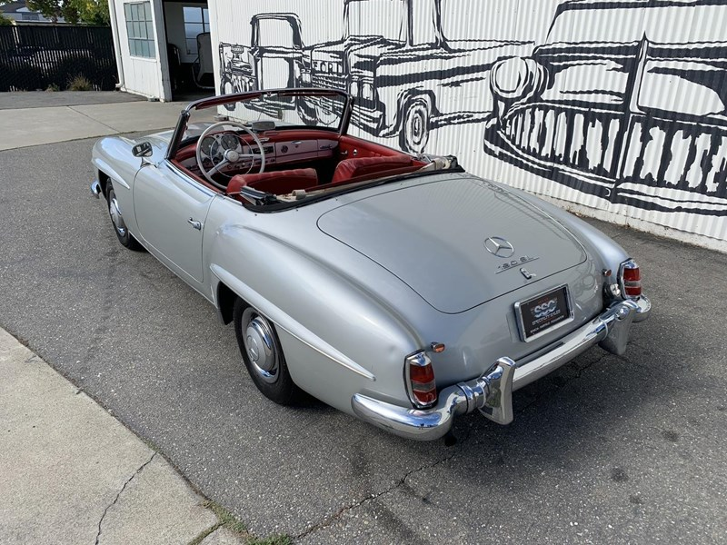mercedes-benz 190sl 644524 011