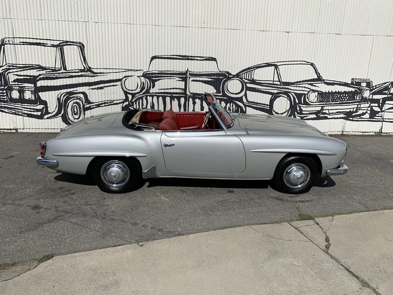 mercedes-benz 190sl 644524 027