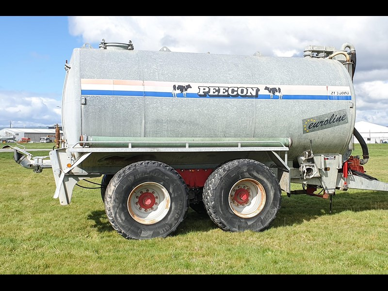 peecon 20000ltr slurry tanker 790930 007