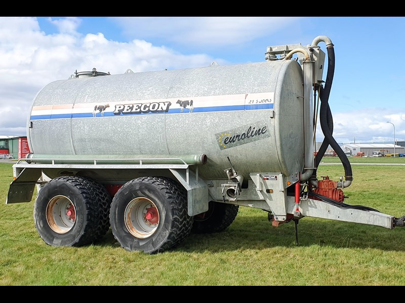 peecon 20000ltr slurry tanker 790930 009