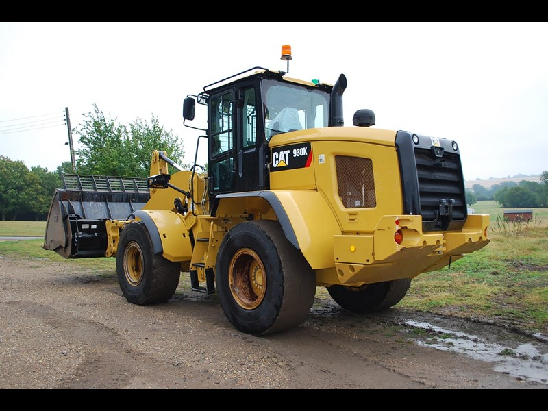 caterpillar 930k hi lift 807595 005