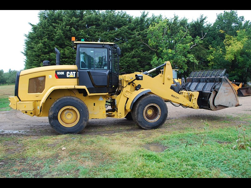caterpillar 930k hi lift 807595 009