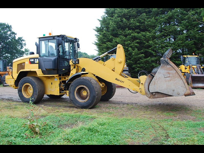 caterpillar 930k hi lift 807595 011