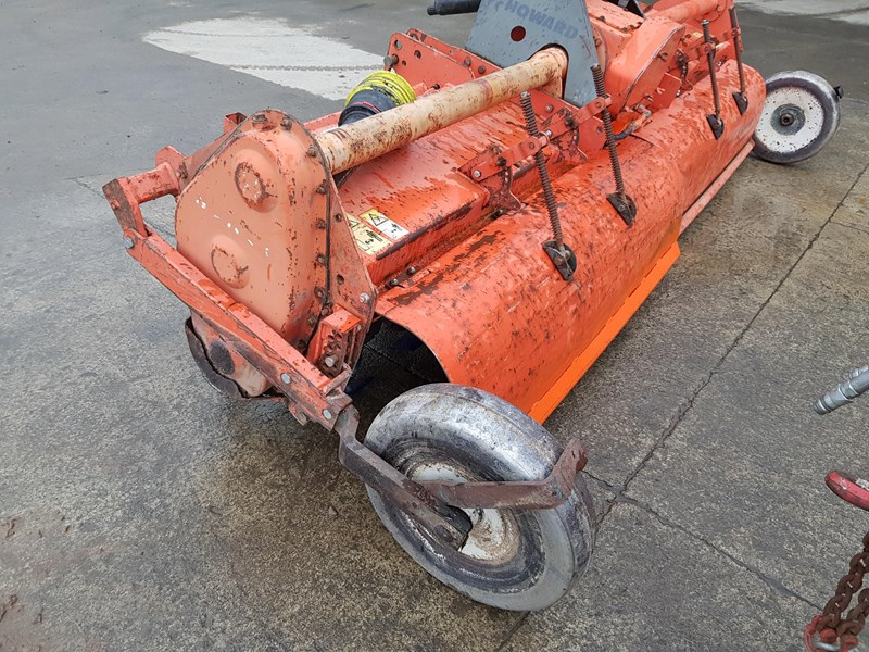 "howard hr41 120"" rotary hoe 528989 005"