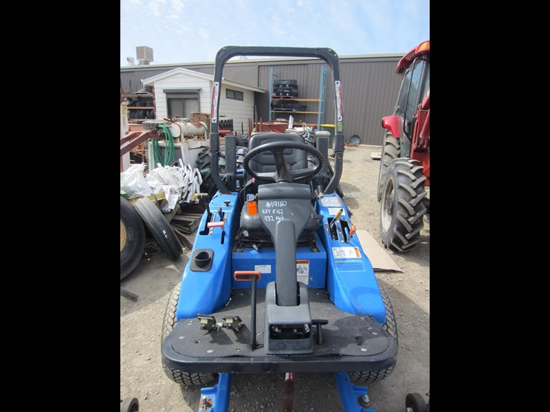 new holland mc28 front mount mower 4 wheel drive 807972 025
