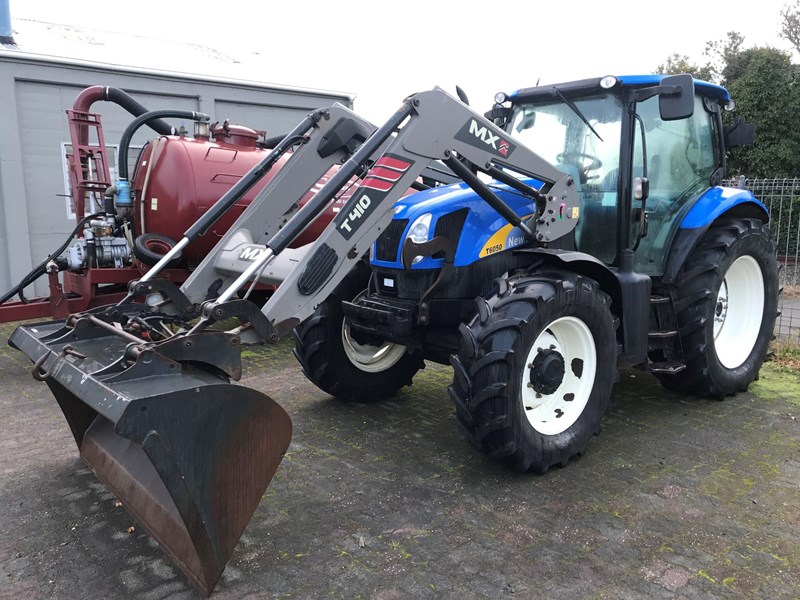 new holland t6050 plus 808005 005