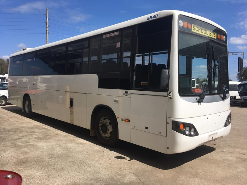 hino rk260 custom coach 68 seater school bus 808420 003