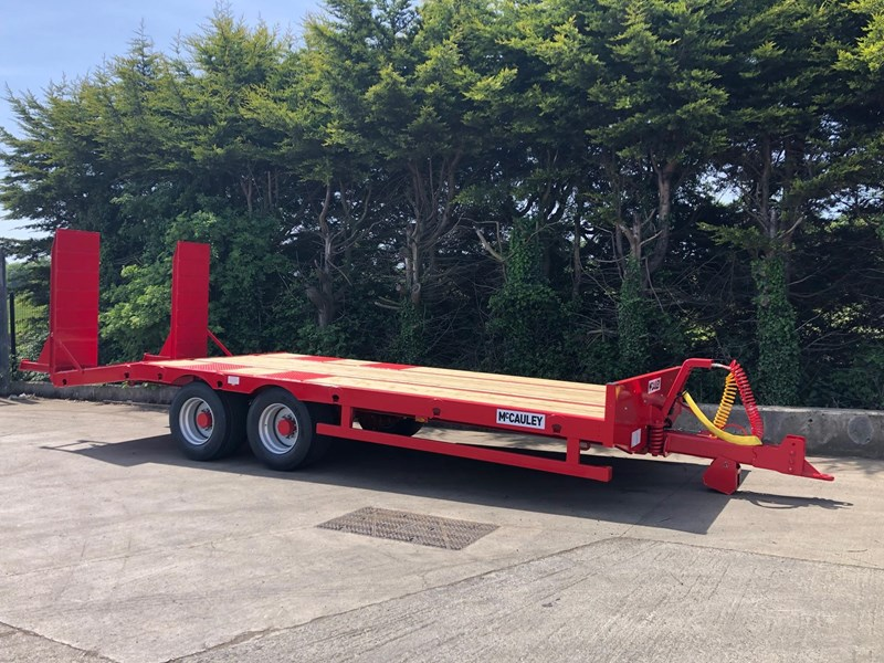 mccauley 2 axle tandem low loader (ullt) 808817 005