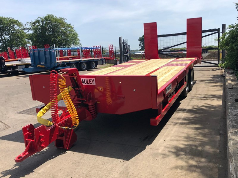 mccauley 2 axle tandem low loader (ullt) 808817 009