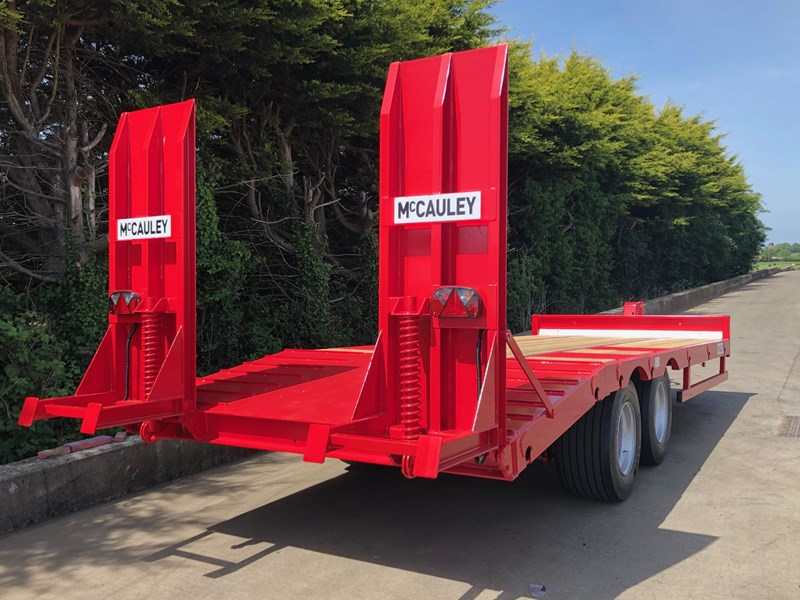 mccauley 2 axle tandem low loader (ullt) 808817 021