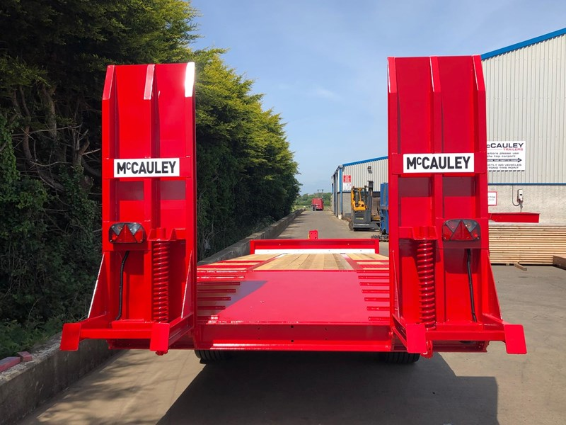 mccauley 2 axle tandem low loader (ullt) 808817 025