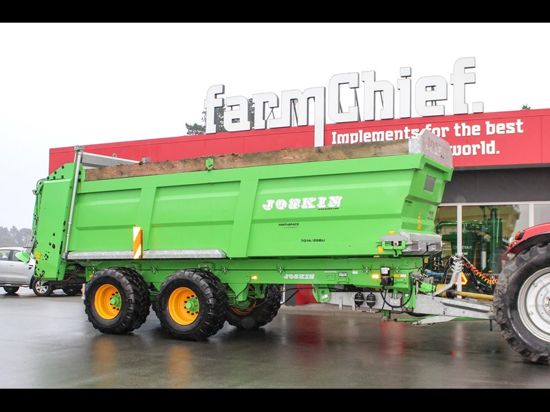 joskin ferti-space 22t horizon fs7014/25bu muck spreader 809046 005