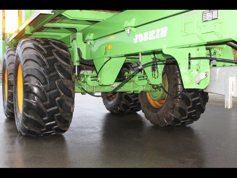 joskin ferti-space 22t horizon fs7014/25bu muck spreader 809046 013