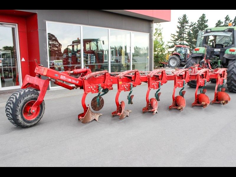 vogel & noot 6 furrow plough 775831 009