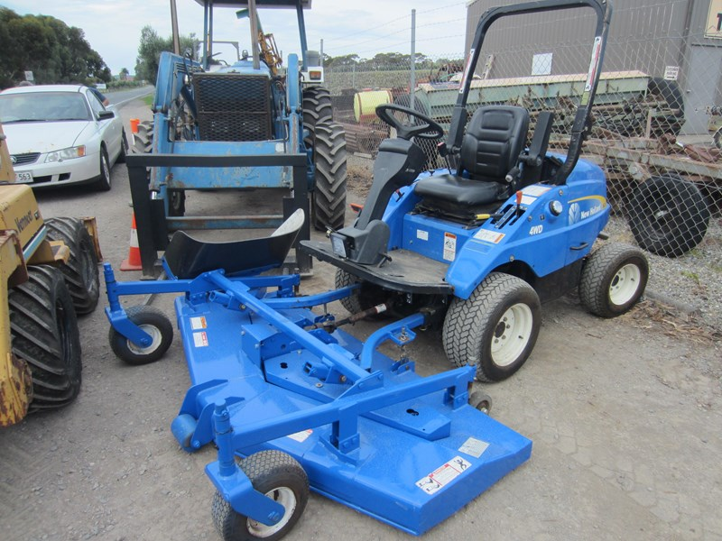 new holland mc28 front mount mower 4 wheel drive 807972 039