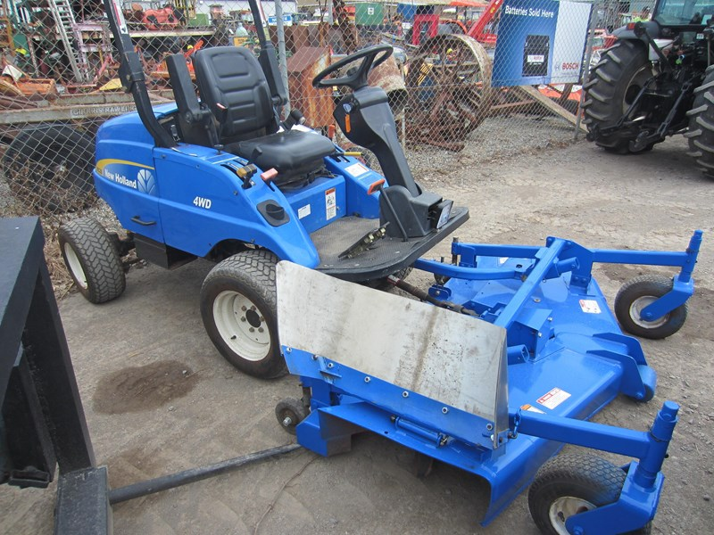 new holland mc28 front mount mower 4 wheel drive 807972 041