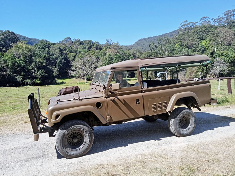 land rover series 3 802335 007
