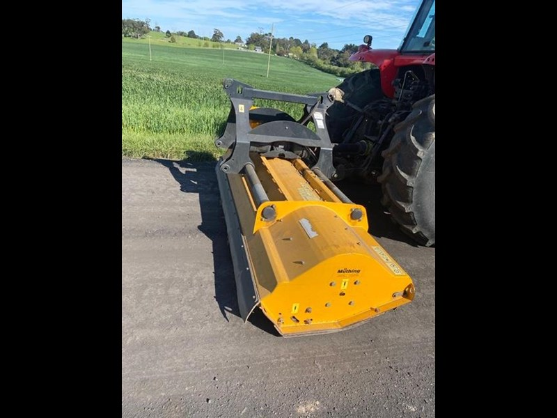 massey ferguson mf7465 and muthing mu-m mulcher 812201 009