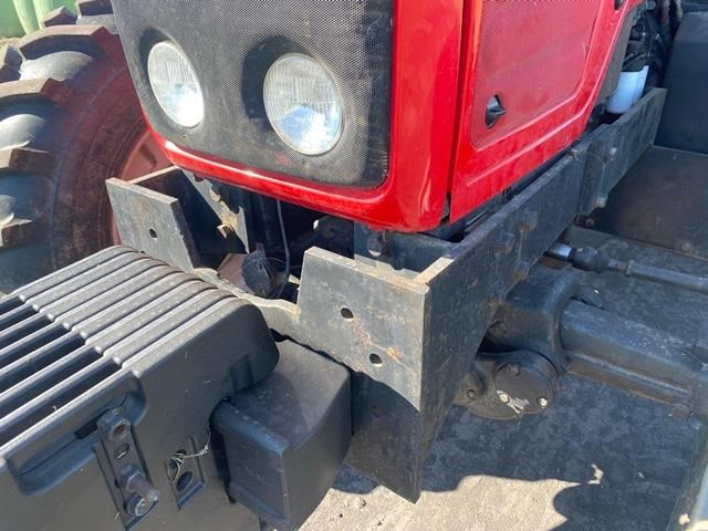 massey ferguson mf7465 and muthing mu-m mulcher 812201 043