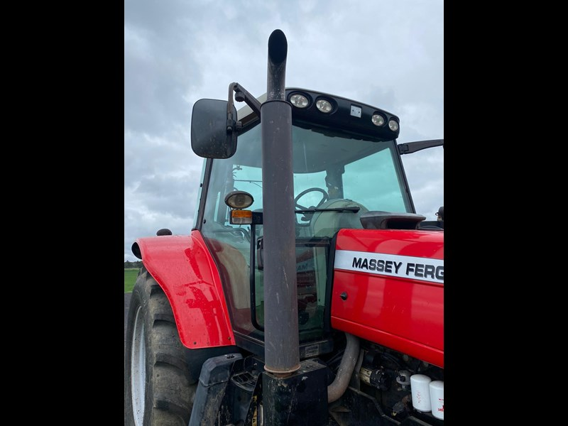 massey ferguson mf7465 and muthing mu-m mulcher 812201 055