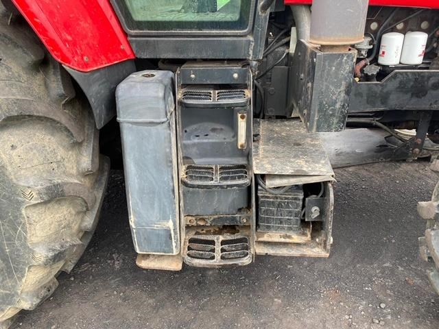 massey ferguson mf7465 and muthing mu-m mulcher 812201 083