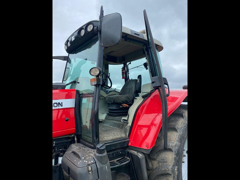massey ferguson mf7465 and muthing mu-m mulcher 812201 099