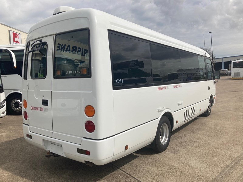 fuso rosa deluxe22 seater school bus 813249 013