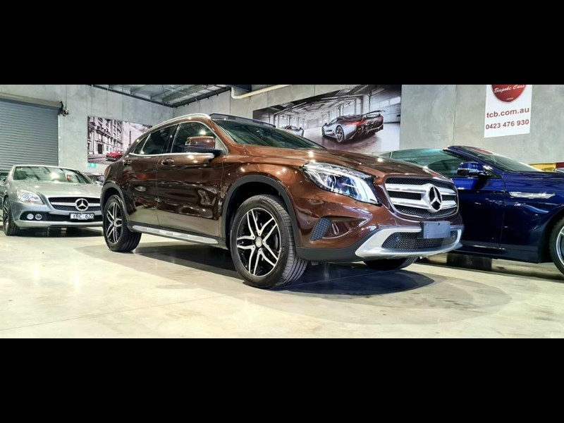 mercedes-benz gla 180 813663 001