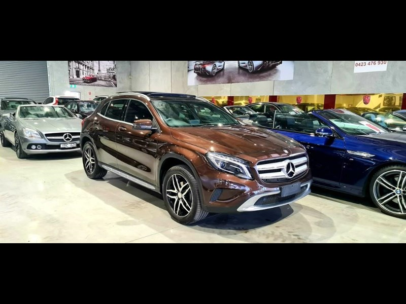 mercedes-benz gla 180 813663 007