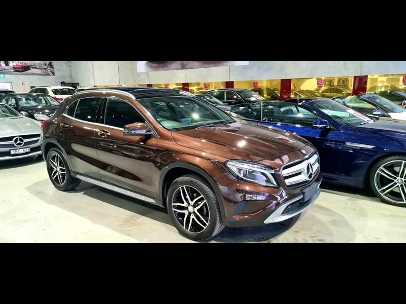 mercedes-benz gla 180 813663 009